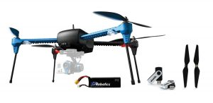 3D Robotics IRIS+ Multicopter Bundle