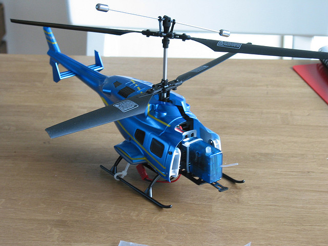 Collective RC Helicopters