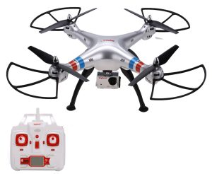Coocheer Syma X8G 2.4 GHz 4CH 6 Axis Headless Mode RC Drone Quadcopter