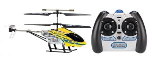 GYRO Nano Hercules Unbreakable 3.5 CH Electric RTF RC Helicopter