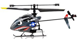 Hero RC H911 2.4 GHz iRocket 4 Channel Fixed Pitch Ready to Fly Helicopter