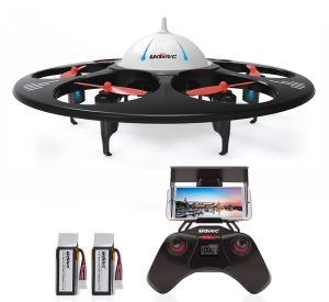 UDI RC U845 2.4GHz 6 Axis Gyro Quadcopter with HD Camera