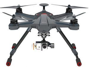 Walkera Scout X4 Ready to Fly FPV RC Quadcopter