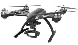 Yuneec Typhoon G Quadcopter RTF with GoPro Gimbal